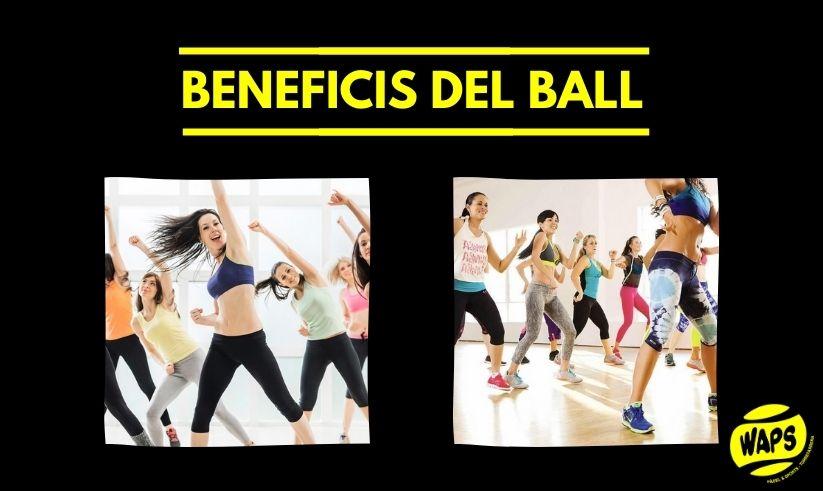 Beneficis del ball